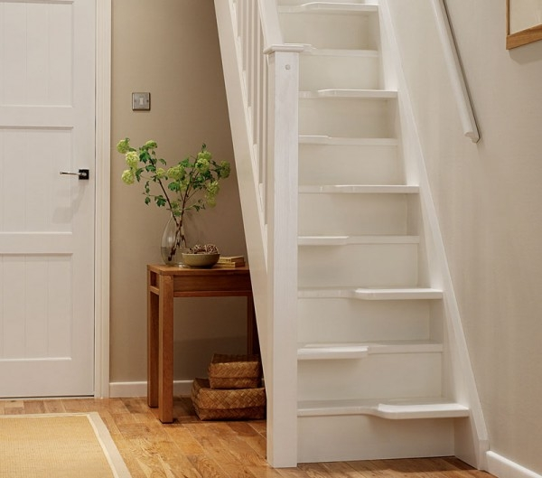 Exciting Space Saver Staircase For Small Space Design Ideas For | Stair Plans For Small Spaces | Residential | Simple | Backyard Cottage | Fine Homebuilding | Small Opening