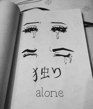 sad drawings easy drawing eyes grunge alone depression heart sketches crying aesthetic draw sketch emo depressing pursuit happiness aesthetics nuggwifee