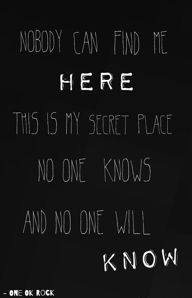 One Ok Rock Lyrics : lyrics, Lyric, Heart