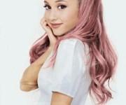 pink hair ariana grande exoceano
