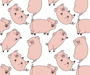Cute Real Pigs Iphone Wallpaper 31 Images About Wallpaper 🌌 On We Heart It See More