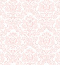 Wallpapers pale pink classic elegant print damask by lala ...