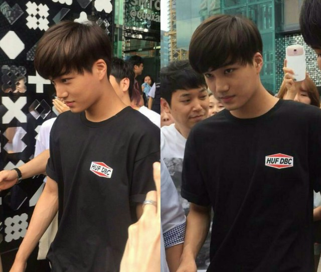 Images About Kai On We Heart It See More About Exo Kai And Kim Jongin