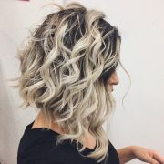 hair hairstyles curly ombre