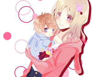anime baby parents