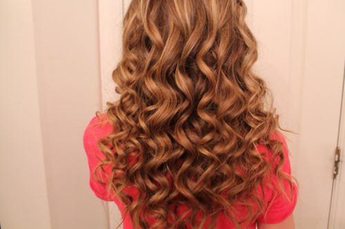 Names For Curly Hairstyles Easy Casual Hairstyles For Long Hair