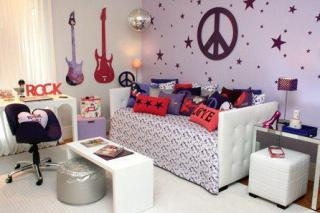 Quarto roxo do rock