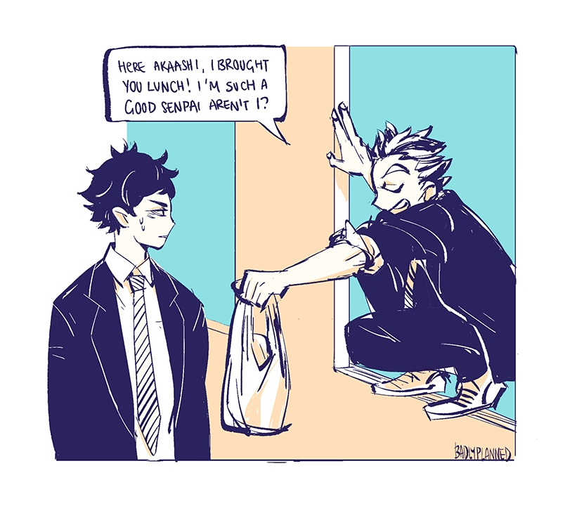 images about pretty akaashi ft bokuto