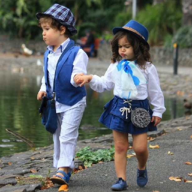 Cute Little Boy And Girl Wallpapers Lovely Child Couple
