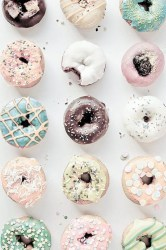 aesthetic pastel doughnuts iphone donuts sweet ago years