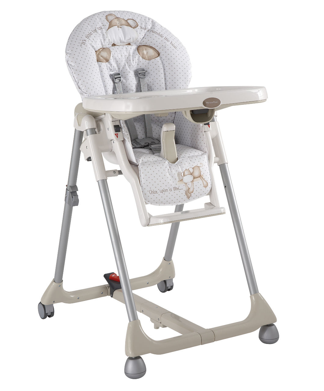 high chair cover replacement mamas and papas heated lumbar support for office prima pappa highchair once upon a time view all baby highchairs is this your first heart