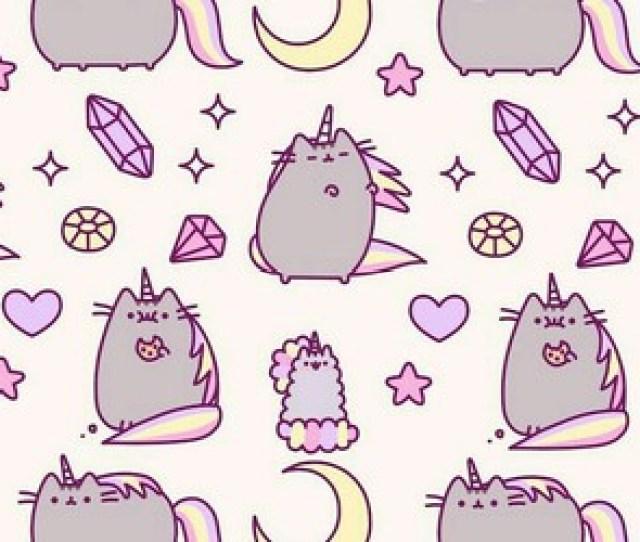 Wallpaper Unicorn And Cat Image