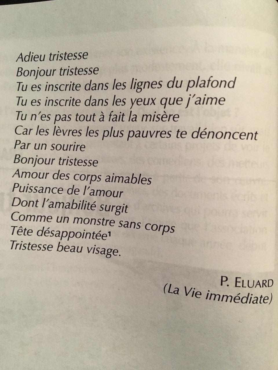 Les Plus Beaux Poemes Sur La Vie : beaux, poemes, Poème, Immédiate