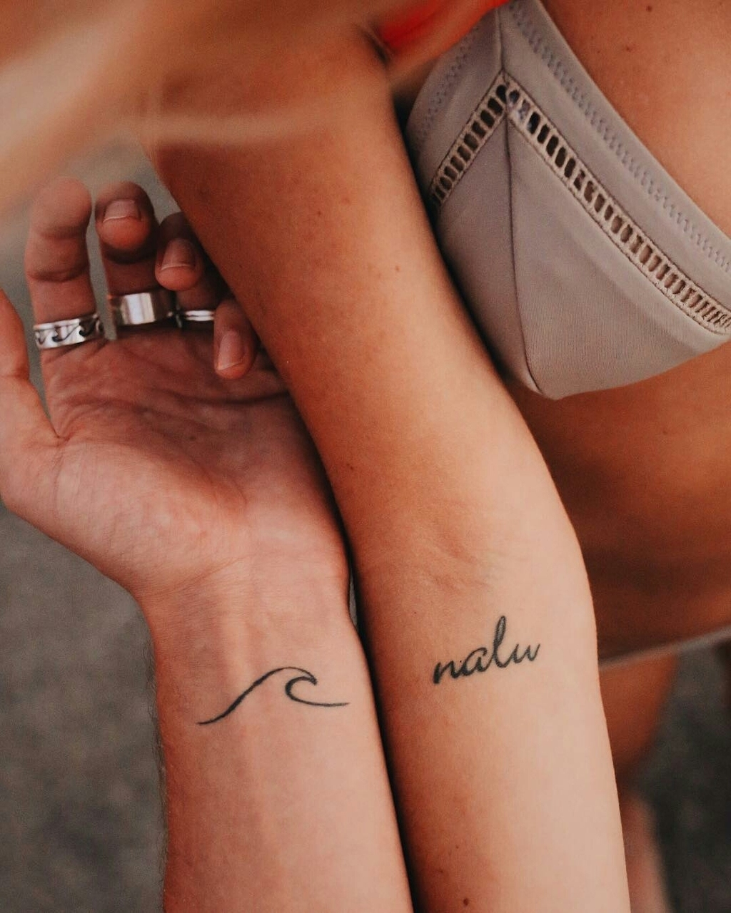 Bite The Tattoo On Your Shoulder : tattoo, shoulder, Image, About, Summer, TATTOO, SHOULDER, Lolaurie