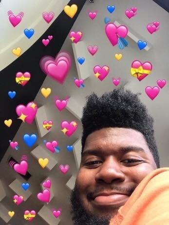 Heart Emoji Meme : heart, emoji, Images, About, Heart, Emoji, Meme,, Reaction