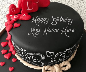 Write Name On Guitar Birthday Cake For Boys Happy Birthday Wishes