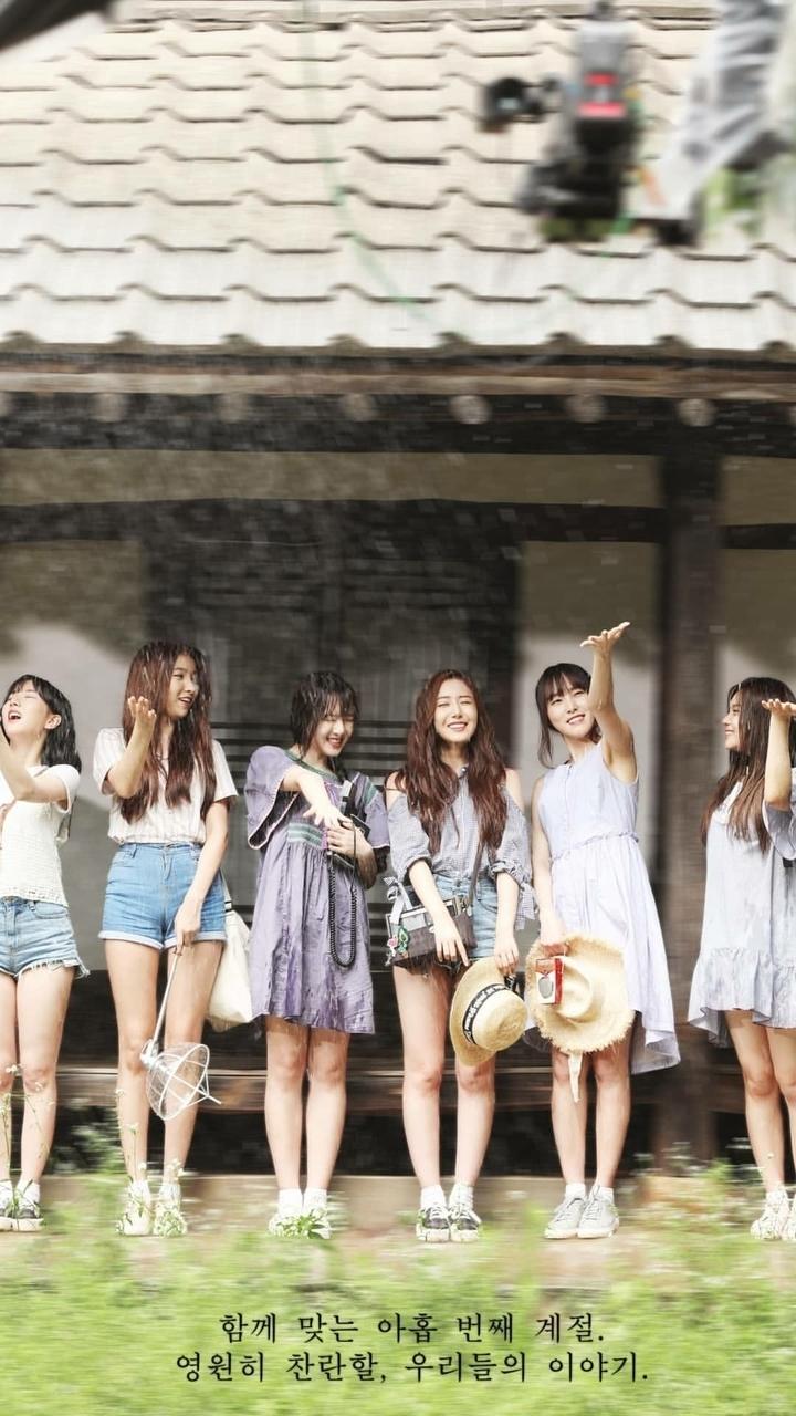 Download Lagu Gfriend Navillera : download, gfriend, navillera, Gfriend, Summer, Wallpaper