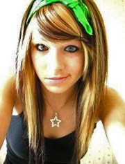 cute hair coloring ideashairstyle