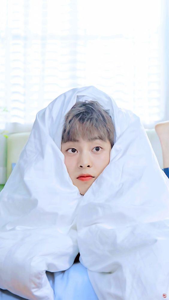 Xiumin Cute : xiumin, Images, About, Heart, Xiumin,, Minseok