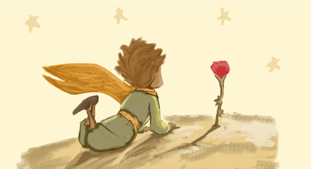 le petit prince (pangeran cilik)