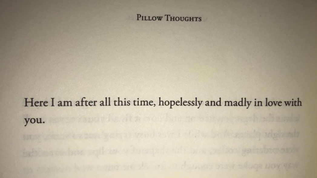 courtney peppernell pillow thoughts