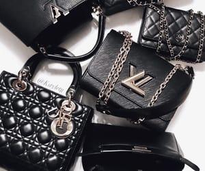 chanel, dior, and handbags image