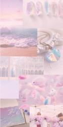 Wallpaper Aesthetic Pastel Colors uploaded by mands