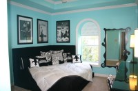 Tiffany Blue Teen bedroom - Girls' Room Designs ...