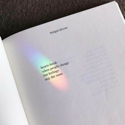 Aesthetic / Quote / Quotes / Book / Rainbow on We Heart It