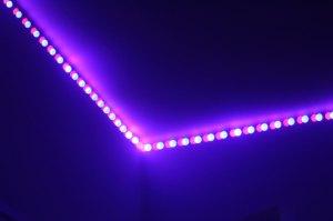 aesthetic led lights rooms lighting lauren uploaded wood
