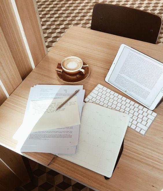 coffee, school, and stationary -kuva