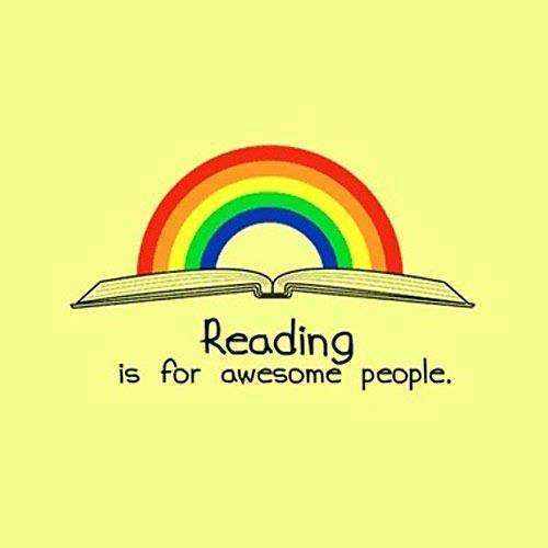Reading is for Awesome Peope