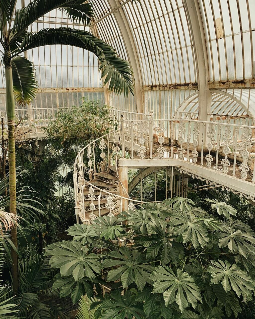 Royal Botanic Gardens Kew By Folia Folia On We Heart It