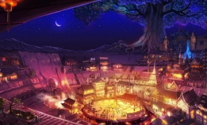 Carnival Night Other & Anime Background Wallpapers on Desktop Nexus Image 1242422