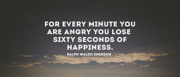 Think it the other way: Anger Management