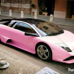 Pink Sports Car Discovered By Display Name On We Heart It