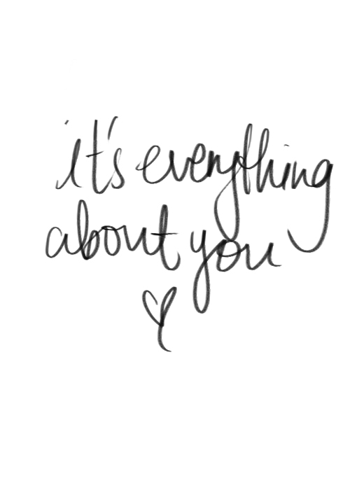 Chasing Cars Lyrics Wallpaper Its Everything About You We Heart It Everything