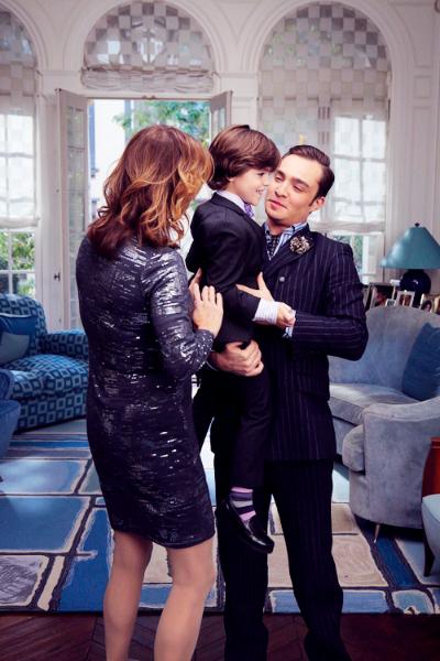 Blair And Chuck Baby : blair, chuck, Henry, Photo, Album, Chuck, Blair's