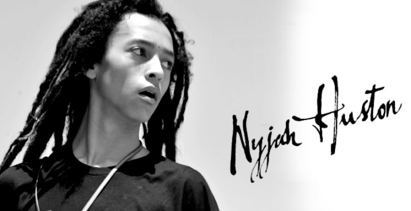 NYJAH HUDSON RISE & SHINE ALBUM COVER
