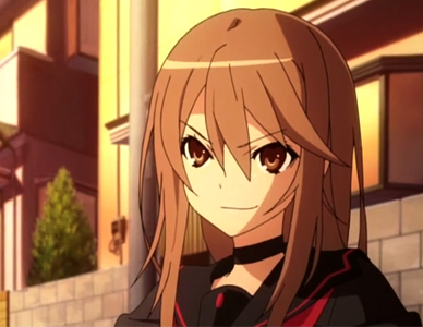 Image result for grin anime girl