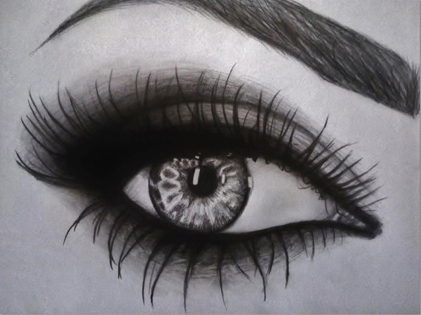 Eye makeup drawing the world of make up how to draw eyes with makeup gommap blog ccuart Images