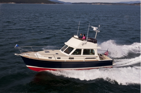 Sabre Downeast Motor Yachts For Sale Dimillos Yacht Sales