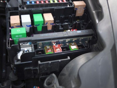 small resolution of hyundai elantra fuse diagram