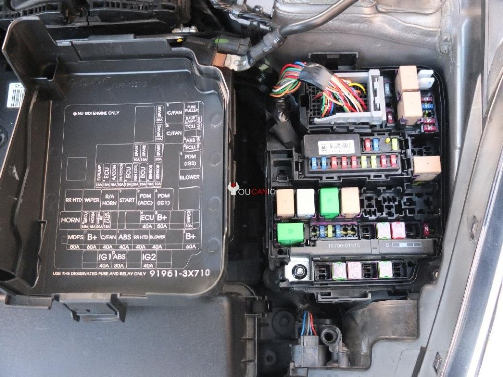 medium resolution of 2011 hyundai genesis coupe fuse box