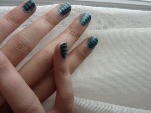 Quand mes mains rencontre les doigts de Léa...