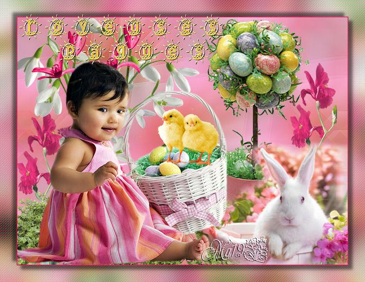 Défi Pâques