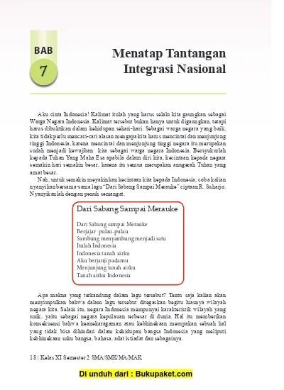 Menatap Tantangan Integrasi Nasional : menatap, tantangan, integrasi, nasional, Menatap, Tantangan, Integrasi, Nasional
