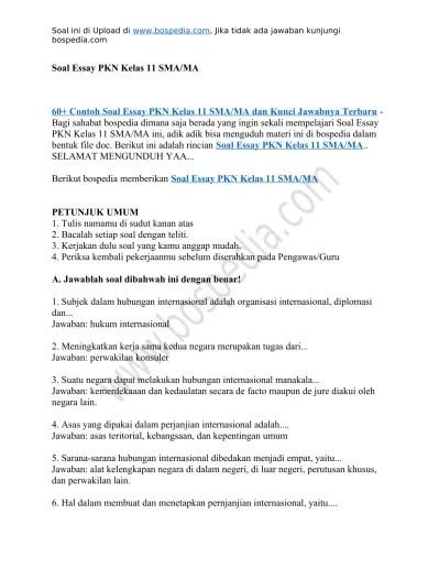 Sebutkan Prinsip Prinsip Pertahanan Daerah Dalam Permainan Sepak Bola : sebutkan, prinsip, pertahanan, daerah, dalam, permainan, sepak, Essay, Penjaskes, Kelas, Sma/Ma, Kunci, Jawabnya, Terbaru