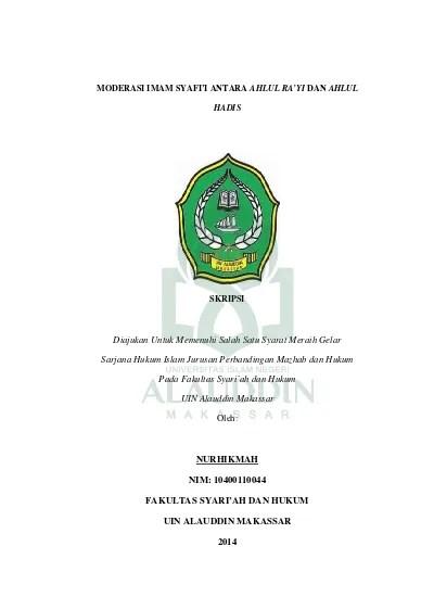Ajaran Tasawuf Imam Lapeo : ajaran, tasawuf, lapeo, Dakwah, Tasawuf, Lapeo, Repositori, Alauddin, Makassar