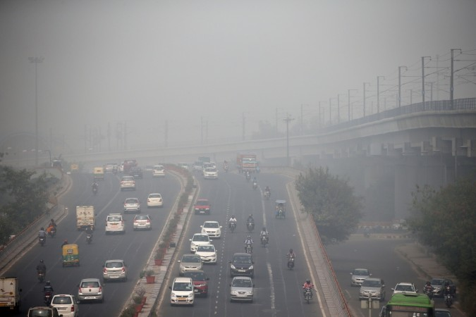 India Has Overtaken China In Air Pollution Vibhor Jain